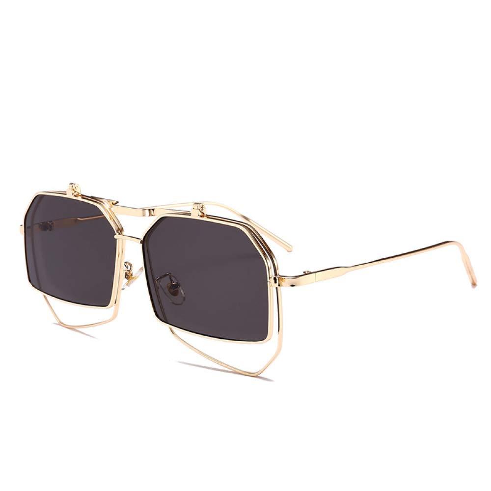 Yangjing-hl Hormigas Grises también Gafas Tendencia ...