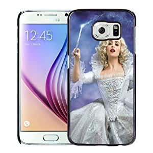 New Personalized Custom Designed For Samsung Galaxy S6 Phone Case For Cinderella 2015 Fairy Godmother 640x1136 Phone Case Cover