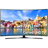 Samsung Curved 49-Inch 4K Smart LED TV UN49KU7500FXZA (2016)