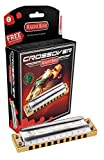 Best Band Harmonicas - Hohner Inc. M2009BX-A Marine Band Crossover Harmonica, A Review