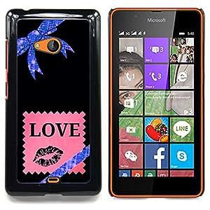 - Purple Stars Universe Bow Pink Love - - Monedero pared Design Premium cuero del tir???¡¯???€????€???????????&A