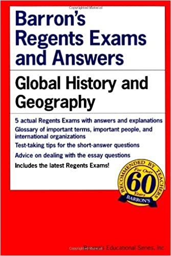 Regents test essay questions