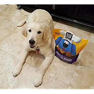 Blue Dog Bakery | Dog Treats | All-Natural | Low-Fat | Assorted Flavors | 3 lb. (Pack of 1)