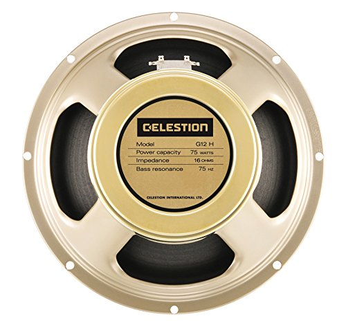 CELESTION G12H-75 Creamback, 12-Inch 75W 16ohm guitar speaker by CELESTION