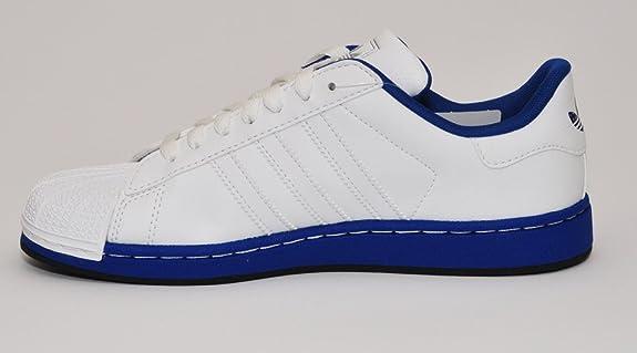 adidas superstar bleu electrique