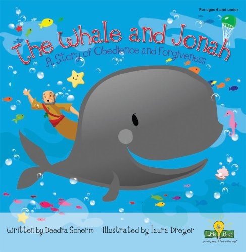 The Whale and Jonah: A Story of Obedience and Forgiveness: Amazon co