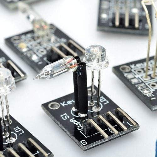 Multi-A HaiMa 37 Kit de modules de capteurs en 1 pour Arduino UNO R3 MEGA 2560