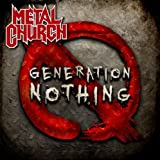 Metal Church - Generation Nothing [Japan CD] RBNCD-1157