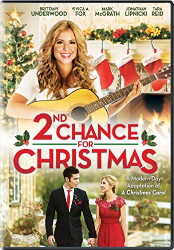 2nd Chance for Christmas (Abc Christmas 2019 Movies)