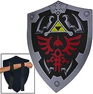 Dark Link Shadow Legends of Zelda Foam Shield