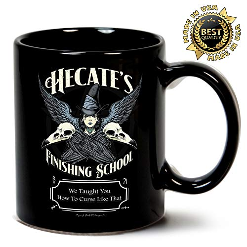 Hecate's Finishing School -