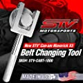 STVMotorsports Can-Am Maverick X3 Belt Changing Tool - Made in The USA