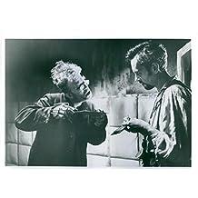 Vintage photo of Film: Bram Stoker's Dracula Starring Tom Waits and Richard E. Grant.1992