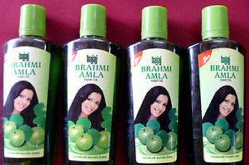 4-pcs-bajaj-brahmi-amla-gooseberry-herbal-hair-oil-100ml-x-4-bottle