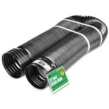 flexibel massiv erweiterbar Abflussrohr 50710 von Flex-Drain