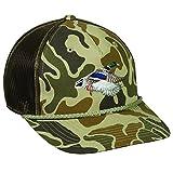 Outdoor Cap Duck Logo Cap, Generic Camo/Brown