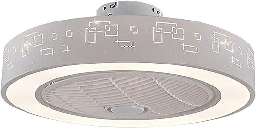 BTBAM 55cm Ventilador de Techo Moderna Enciende la lámpara ...