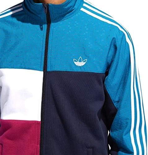Veste Adidas Asymm Full Zip Track: : Bekleidung