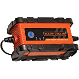 Black & Decker BC6BDW 6 Amp Waterproof Battery Charger and Maintainer