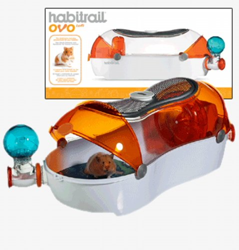 Hagen Hamster Cage (Habitrail OVO Loft)