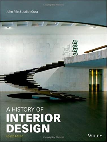 Amazon.com: History of Interior Design (9781118403518): John F. Pile,  Judith Gura: Books
