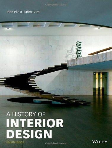 Amazon Com History Of Interior Design 9781118403518 Pile John Gura Judith Books