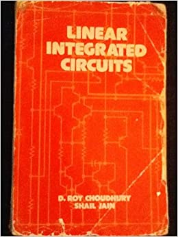 Linear Integrated Circuit 2nd Edition D. Roy Choudhary