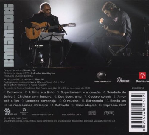 Bandadois: Live