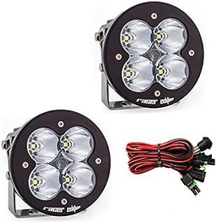 product image for Baja Designs XL-R Racer Edition Pair UTV LED Light High Speed Spot Pattern