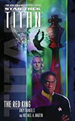 The Red King: Star Trek: Titan Book Two