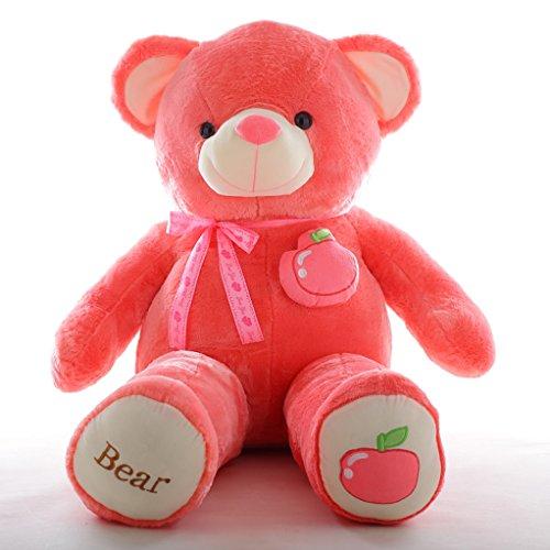 Stuffed Animal Teddy Bear Plush Soft Toy 120CM Huge Soft Toy White - 9