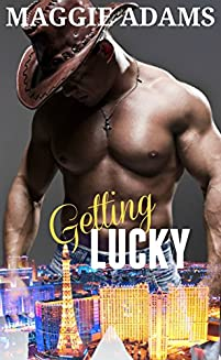 Getting Lucky by Maggie Adams ebook deal