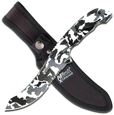 MTECH USA XTREME MX-8073Uc Tech USA Fixed Blade Knife, Overall:9.5-Inch