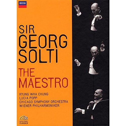 Sir B000U05IF2 Georg Maestro Solti: The Maestro The [DVD] [Import] B000U05IF2, オオゴエマチ:4defd528 --- ijpba.info
