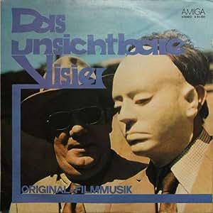 Walter Kubiczeck Das Unsichtbare Visier Original Filmmusik