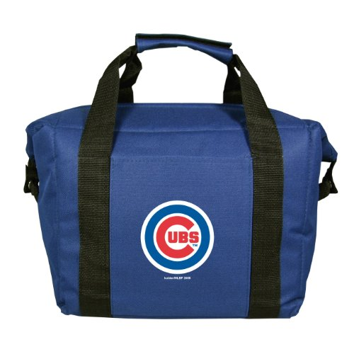 MLB Chicago Cubs Soft Sided 12-Pack Cooler Bag