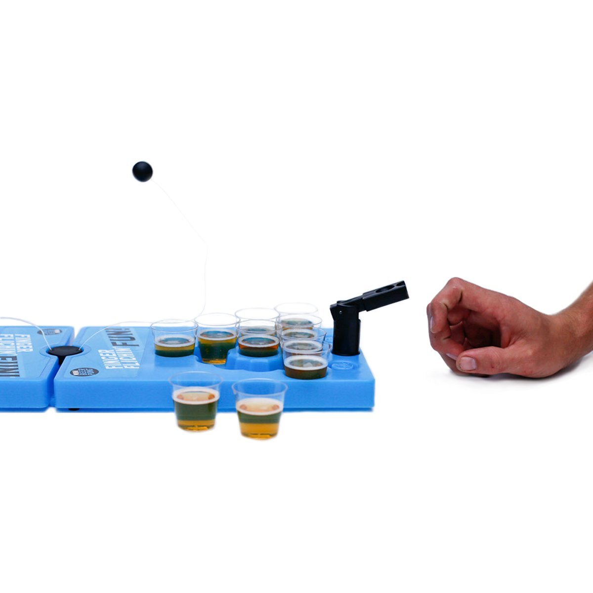 Mini Beer Pong - Travel Set