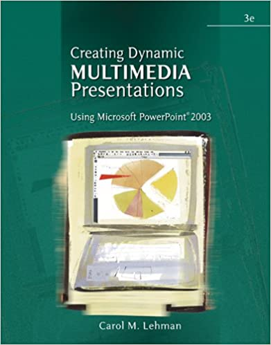 creating dynamic multimedia presentations using microsoft