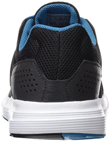 adidas Galaxy 4, Chaussures de Running Compétition Femme Noir (Core Black/Utility Black/Mystery Petrol)