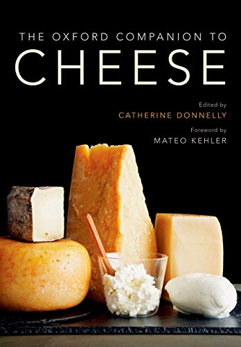 The Oxford Companion to Cheese (Oxford Companions) ()