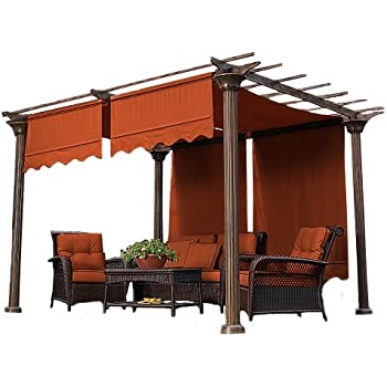Pergola Canopy Gallery Of Cool Ways To Design A Barbecue