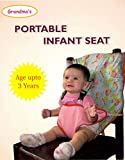 Grandma's Portable Infant Chair Harness for Newborn - 6 months to 18 months
