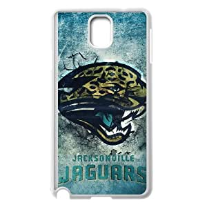 Jacksonville Jaguars Samsung Galaxy Note 3 Cell Phone Case White DIY gift zhm004_8708106
