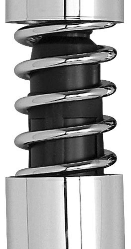 Progressive Suspension 412-4051C Chrome 12 Standard Replacement Rear Suspension Shock