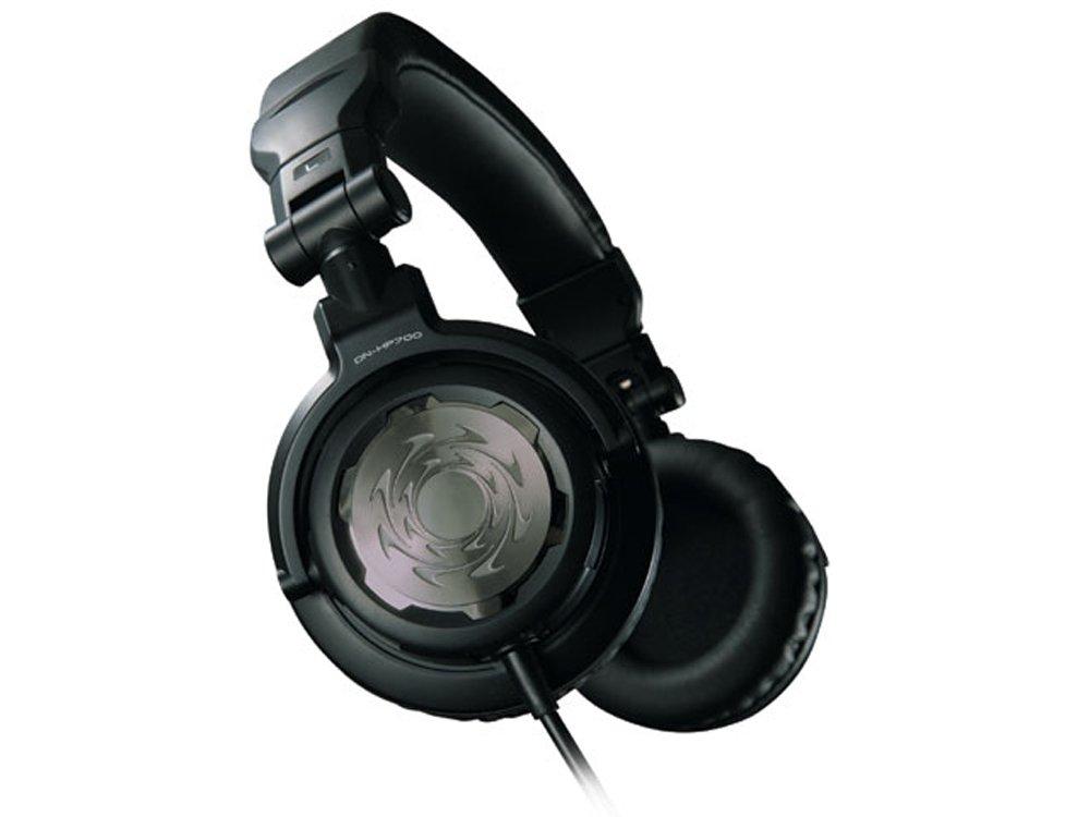 DENON DN-HP700 密閉型オーバーヘッドヘッドホン DJ用 ブラック   B00178NZF6