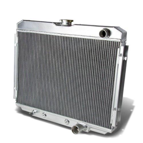 For Ford Mustang 2-Row Full Aluminum Racing Radiator