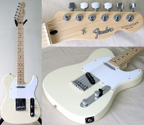 Fender Japan TL-STD (VWH)