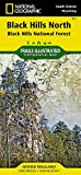 Black Hills North [Black Hills National Forest] (National Geographic Trails Illustrated Map)