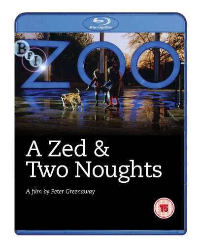 A Zed And Two Noughts [Blu-ray]