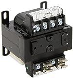 Siemens MT0100A Industrial Power Transformer, Domestic, 240 X 480, 230 X 460, 220 X 440 Primary Volts 50/60Hz, 120/115/110 Secondary Volts, 100VA Rating